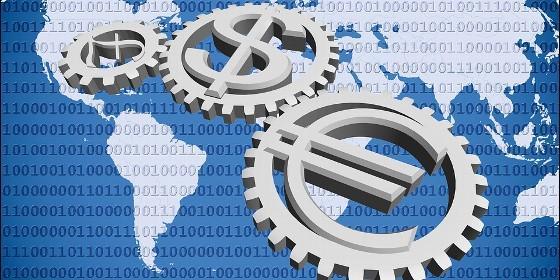 Economia, Bolsa, Ibex 35, dólar, euro, finanzas.