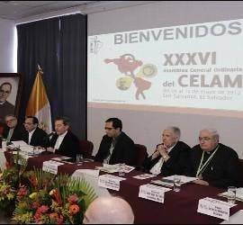 XXXVI Asamblea CELAM