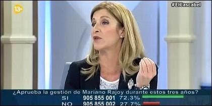 Carmen Tomás.