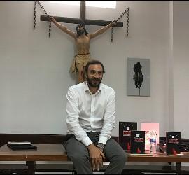Emiliano Fittipaldi, en San Carlos Borromeo