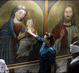 Coptos de Egipto