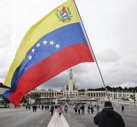 Venezuela en Fátima