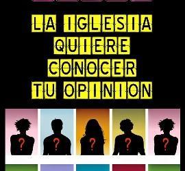 Cuestionario para jóvenes desde la Diócesis de Jaén