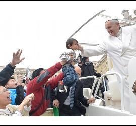 El Papa quiere una Iglesia en salida