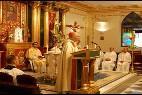 Rouco celebra Vísperas con los seminaristas de Murcia