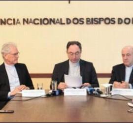 Pronunciamiento de los obispos brasileños