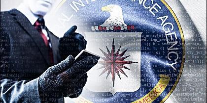 CIA, Agencia Central de Inteligencia, espía.