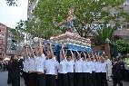 Los salesianos celebran la Virgen de Don Bosco