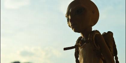 Alien, extraterrestre, OVNI.