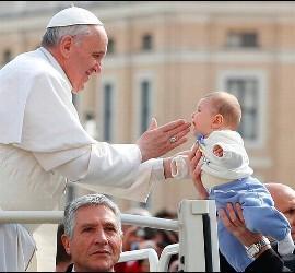 Francisco, Papa de la vida