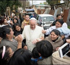 Francisco, Papa de los pobres