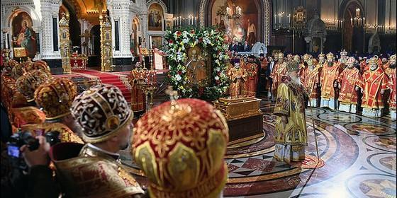 Resultado de imagen para vatican traslado reliquias san nicolas rusia