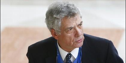Ángel María Villar, presidente de la Real Federación Española de Fútbol (RFEF).