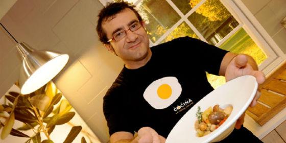 El d a que en canal cocina prepararon una receta de for Canal cocina sergio fernandez