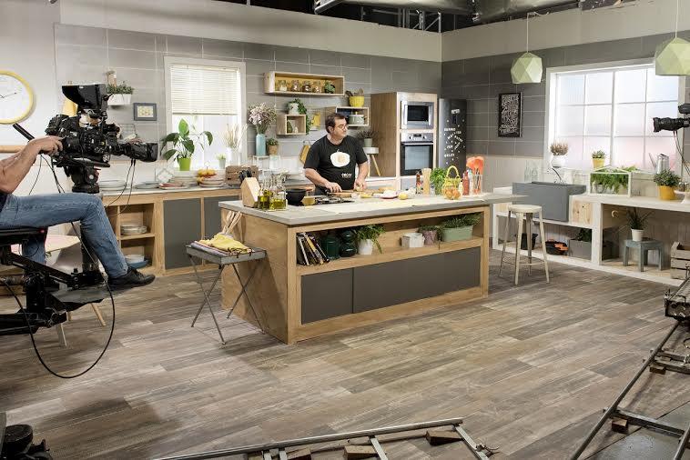 El d a que canal cocina prepar una receta de periodista for Canal cocina en directo