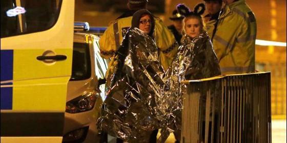 Al menos 19 personas murieron en un concierto en Manchester, Reino Unido