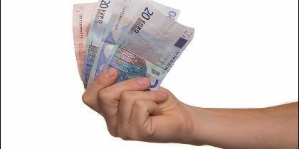 Ibex 35, dinero, sueldo, salario, hipoteca, pensión.