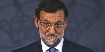 Mariano Rajoy, líder del PP.