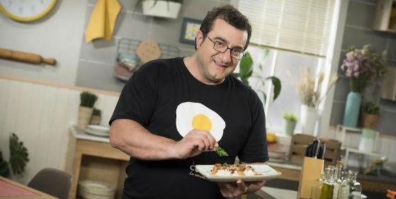 El día que Canal Cocina preparó una receta de Periodista Digital ...