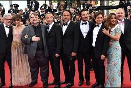 El 'dream team' de México desfila en la alfombra roja de Cannes.