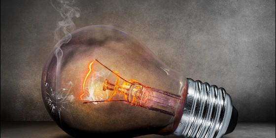 Energía, electricidad, luz.