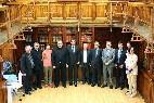 Reunión de la Comisión Mixta Justicia-CEE