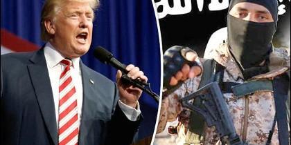 Trump y el ISIS