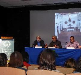 Conferencia del obispo de Requena en Valencia