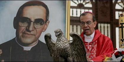 El cardenal salvadoreño, Gregorio Rosa Chávez