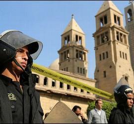 Violencia contra coptos