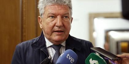 El diputado de Nueva Canaria Pedro Quevedo.