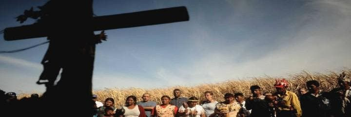 Los campesinos brasileños están siendo masacrados