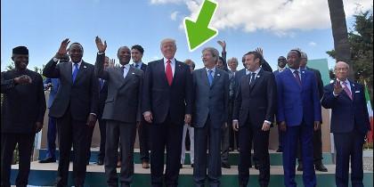 G7 foto de familia