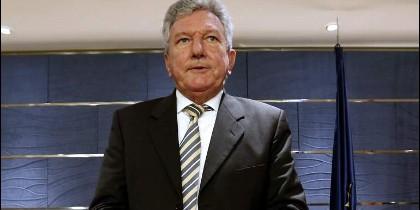 El diputado de Nueva Canarias Pedro Quevedo.