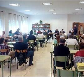Sesión de trabajo del LIV Sínodo de la Iglesia Española Reformada Episcopal