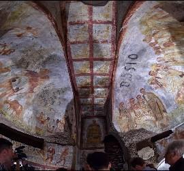 Catacumba de Domitila, Roma