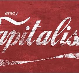 No al capitalismo salvaje