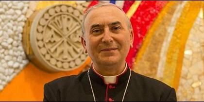 Cardenal Mario Zenari, nuncio apostólico en Damasco