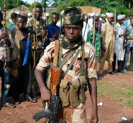 Seleka y anti-balaka, en lucha en Centroáfrica
