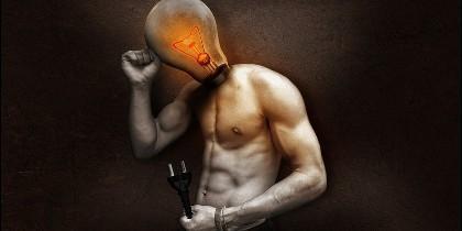 Energia, luz, electricidad, bombilla.