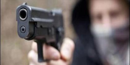 Pistola, asesino, crimen, asalto.