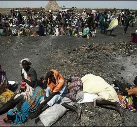 Tragedia en Sudán del Sur