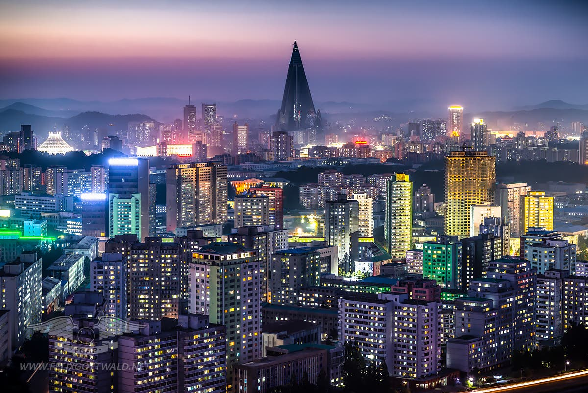 DPRKnın başkenti: Pyongyang 79