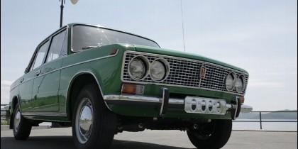 VAZ-21033 'Zhiguli' del año 1976