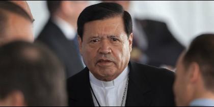 El cardenal Norberto Rivera, Primado Emérito de México