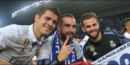 La llamada (sorpresa) que recibió Dani Alves a pocas horas de la final ante el Madrid