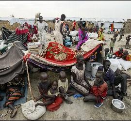 Dura vida en Sudán del Sur