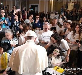 Iglesia 'en la calle' del Papa Francisco