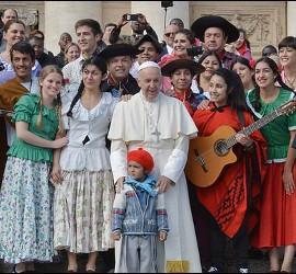 La 'Iglesia en salida' del Papa Francisco