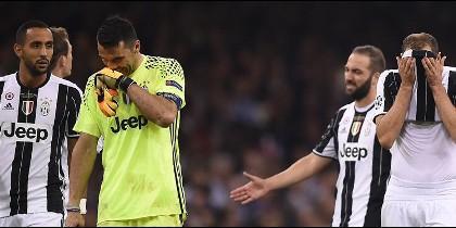'No me explico cómo hemos jugado así', reconoce Buffon